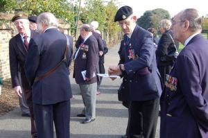 Royal Navy veterans